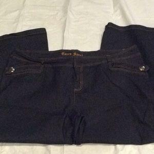 Denim - Plus Size blue jean